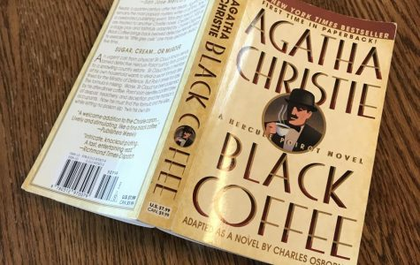Jenna's Bookshelf: Black Coffee