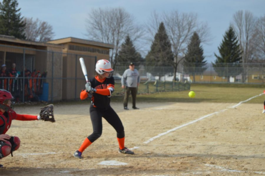Varsity Softball's Busy Spring Season