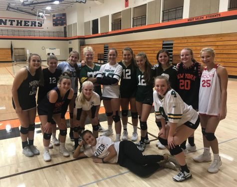 Volleyball: Building a Family